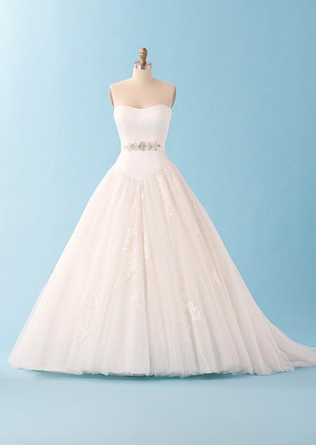 Alfred Angelo Disney Cinderella Second Hand Wedding Dress On Sale 52