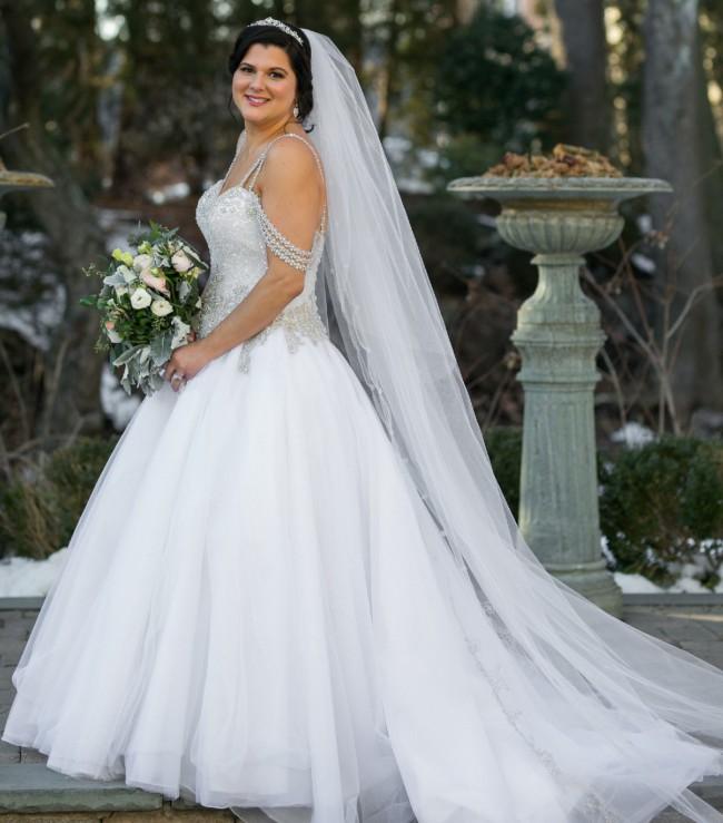 Allure Bridals Style C323