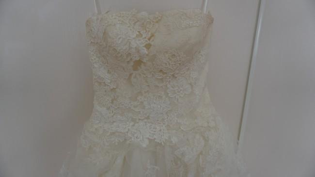 a0496465a9b3 Vera Wang Eliza Second Hand Wedding Dress on Sale 71% Off ...