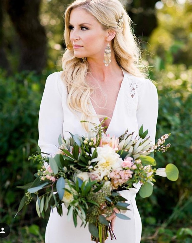 1e7f58dedc Stone Cold Fox Alabama gown New Wedding Dress on Sale 43% Off ...