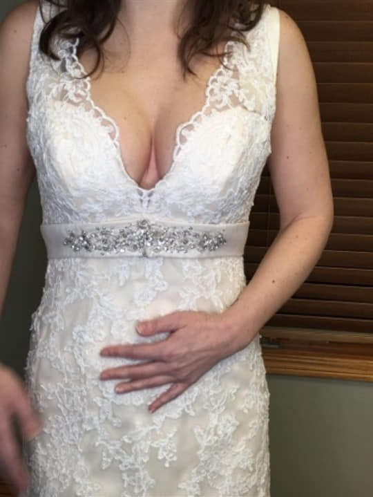 Allure Bridals, 8634