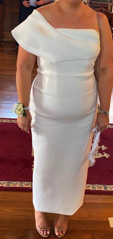 Rachel Gilbert Drew Gown