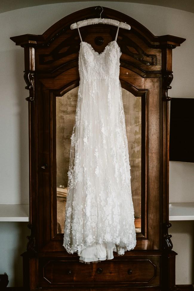 Catherine Deane Sinead Used Wedding Dress On Sale 46 Off