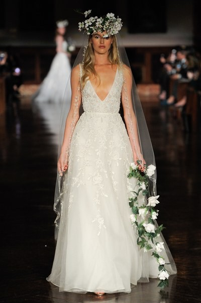 Reem Acra, Sweet Bliss - Prophet Collection
