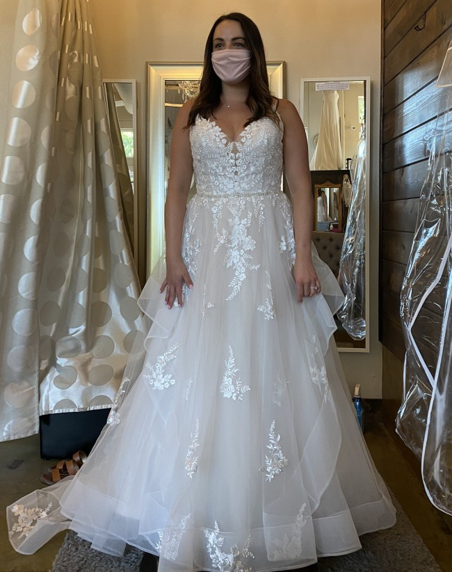 Christina Wu 18212 - Private collection from I Do Bridal in Sea