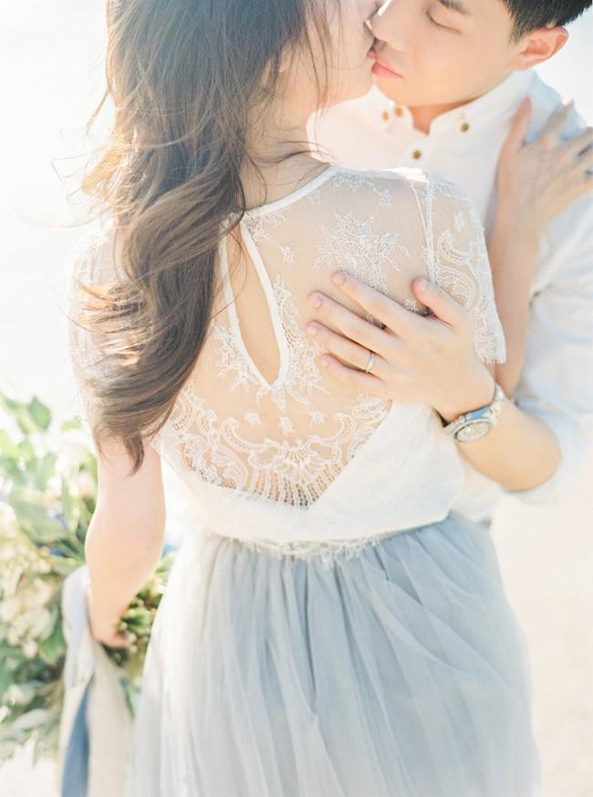 Alexandra Grecco Lula lace blouse & Esra Cami