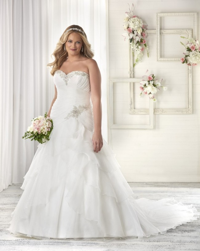 Bonny Bridal 1615W