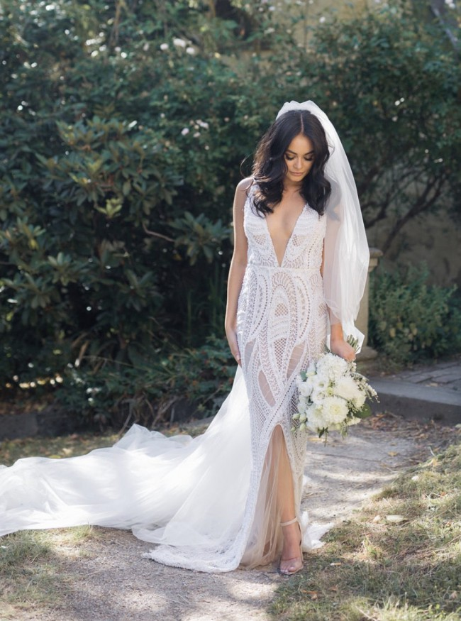 Marquise Bridal Customised Mojave Gown