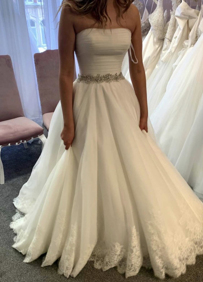 Allure Bridals 9168