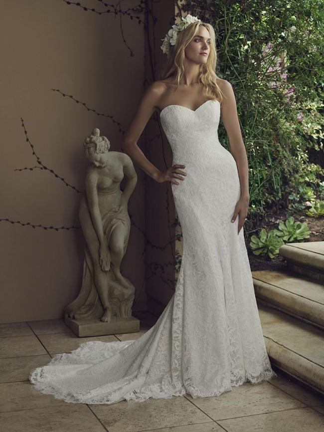 Casablanca Bridal 2226