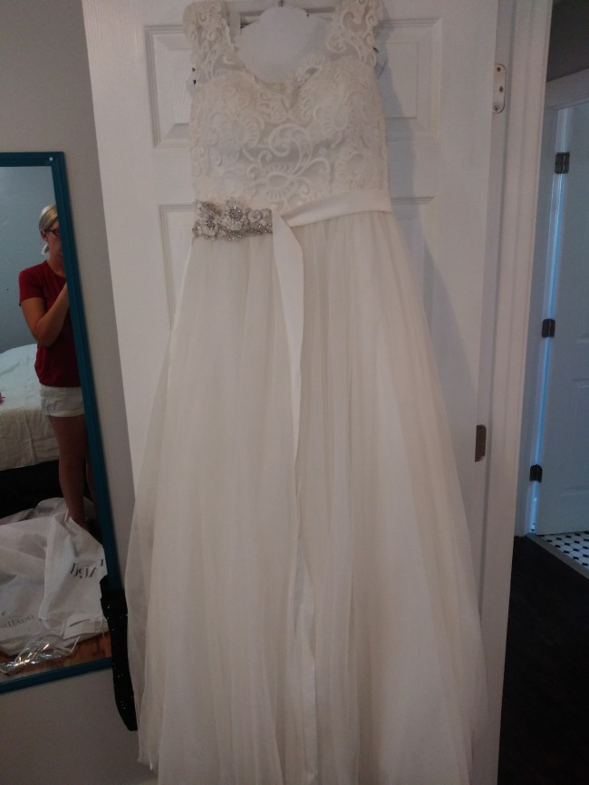 David's Bridal Collection, A-Line