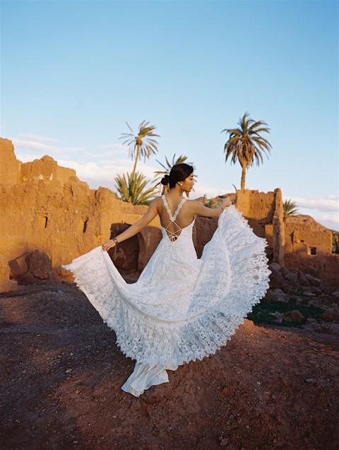 Allure Bridals, WILDERLY ILSA F138