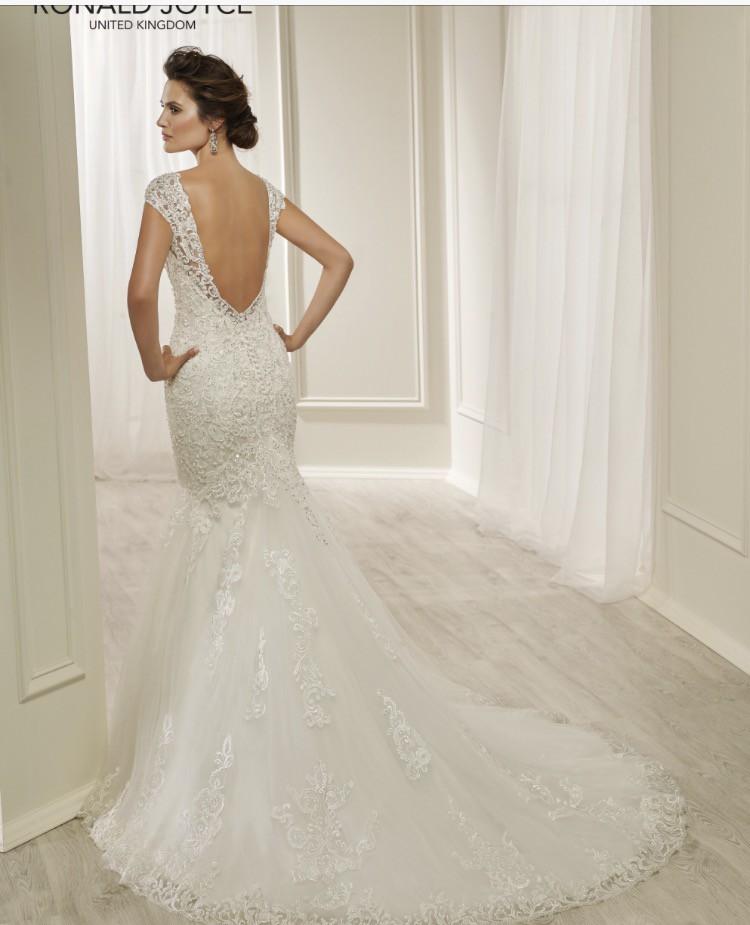 Ronald Joyce HELAINE (69215) Used Wedding Dress On Sale 73