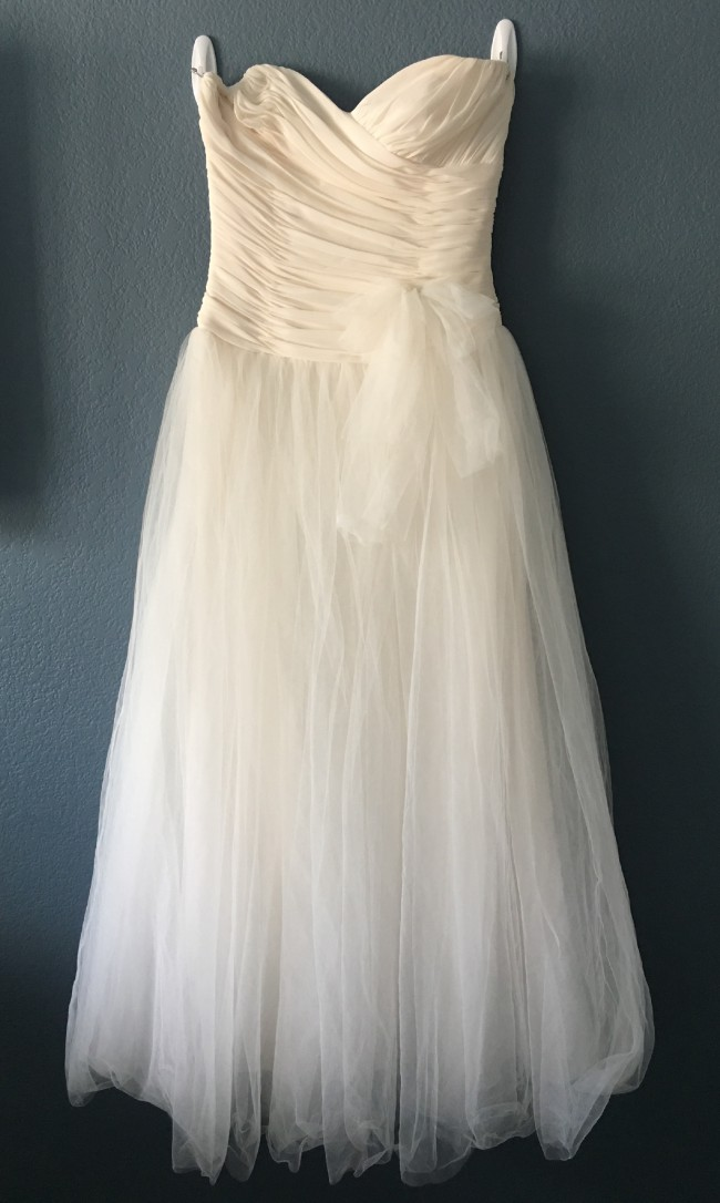 After Six Bridal, Lux Chiffon & Tulle