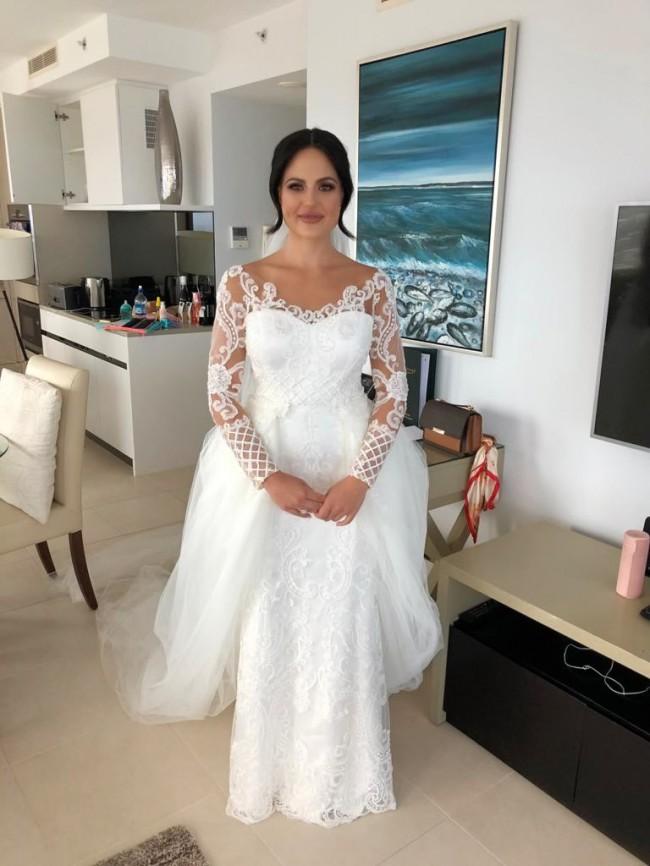 Custom Gown Strictly Bridal