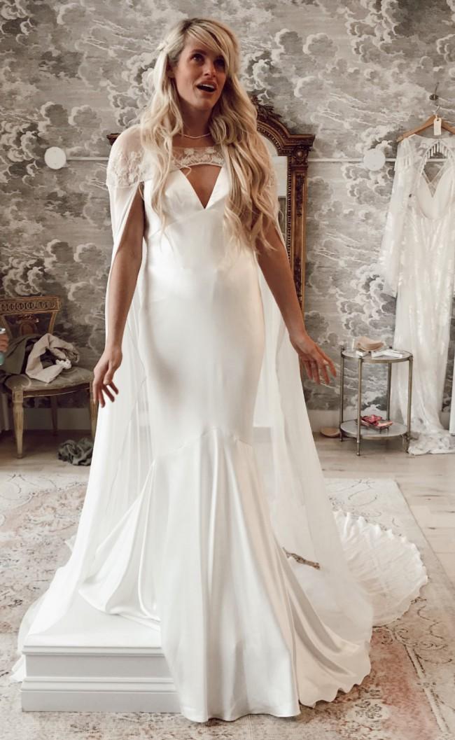 Theia Couture Bridal Jean