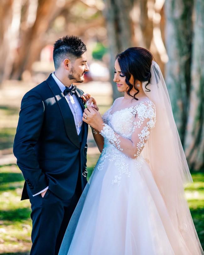 Amarige Bridal Couture, Custom Made