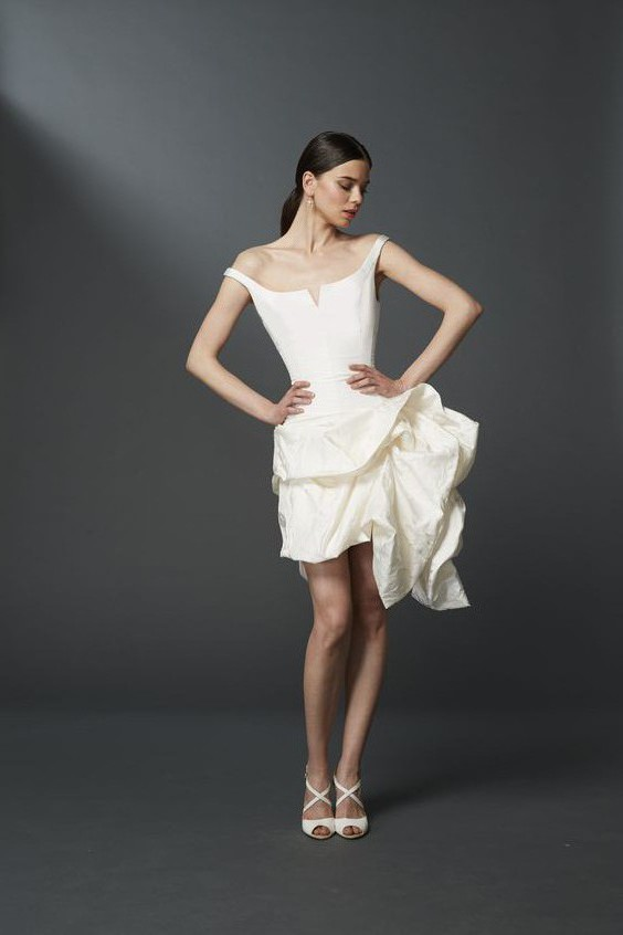 Vivienne Westwood Fig Dress Wedding On