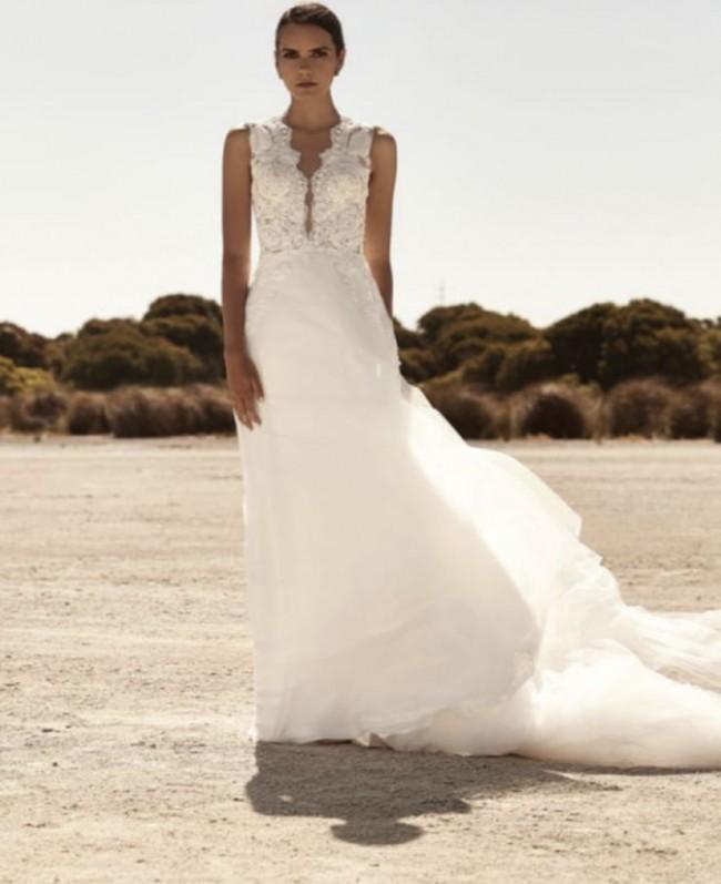 Zavana Bridal I also have veil to match