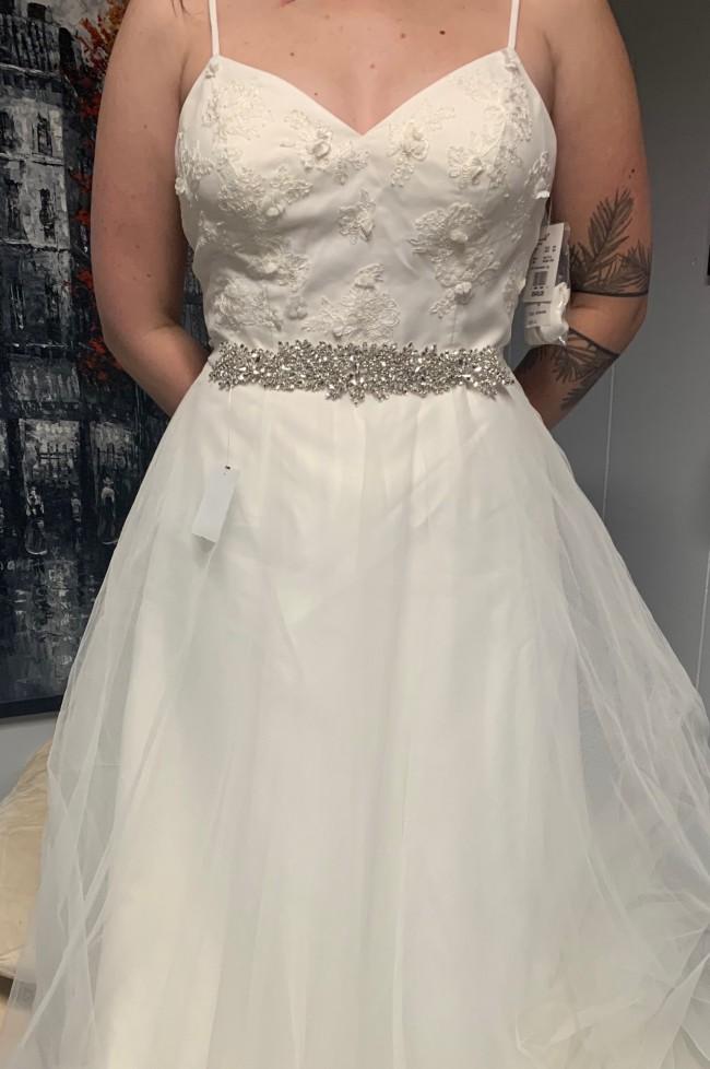 David's Bridal WG3890