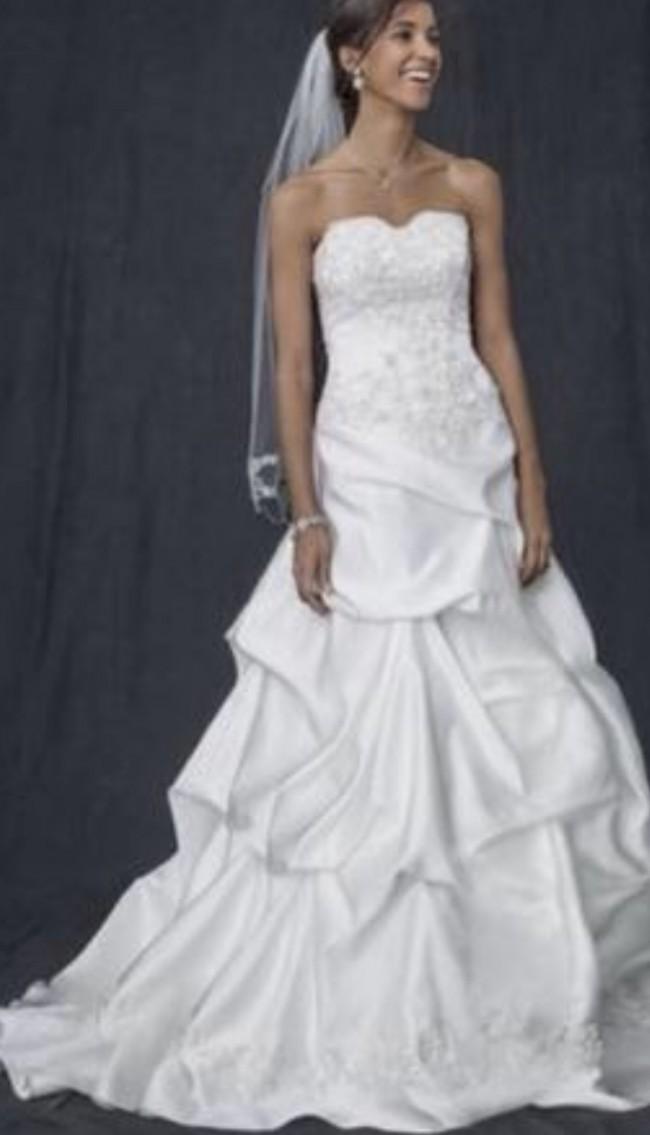 David's Bridal Wg3239