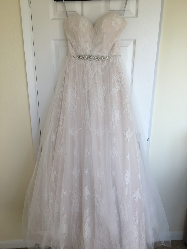 6e336aa958e0 Wed2b Althea New Wedding Dress on Sale 67% Off - Stillwhite Australia