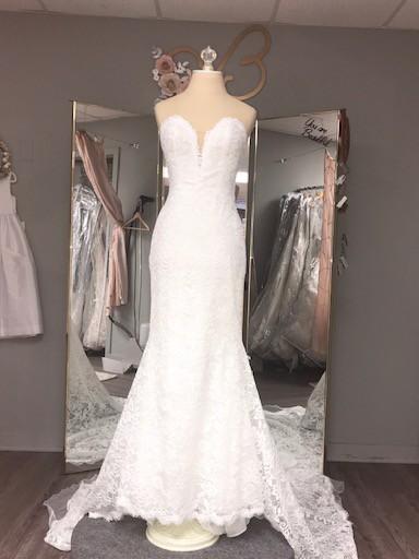 Pronovias Eithel Boho New Wedding Dress On Sale 23 Off