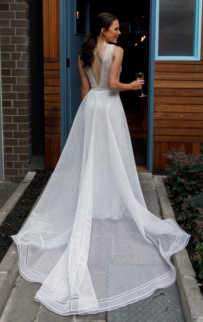 Suzanne Harward, Lunar gown