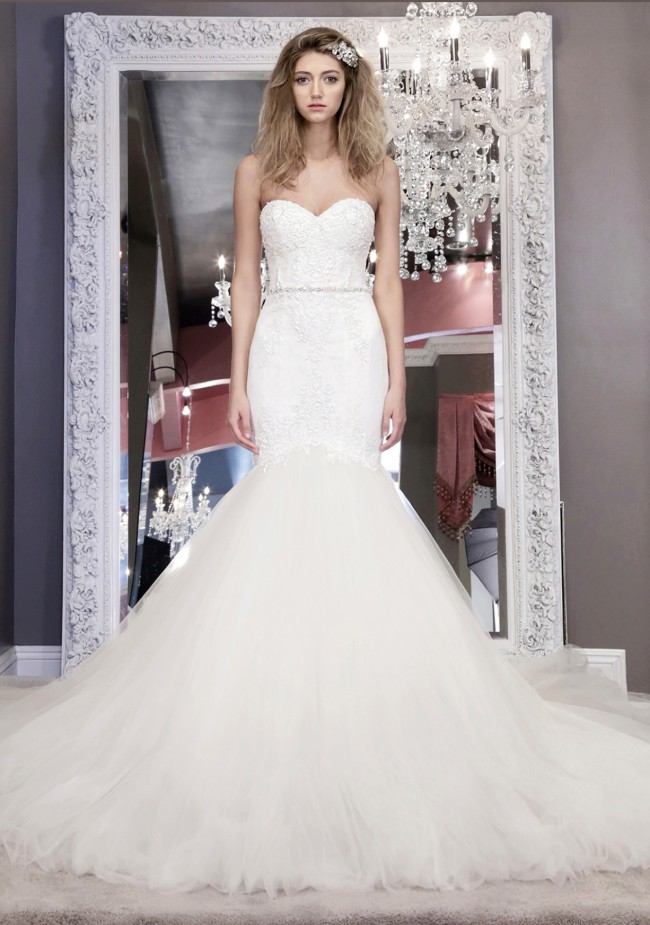 6054a9a6389be Winnie Couture Second Hand Wedding Dress on Sale 25% Off ...