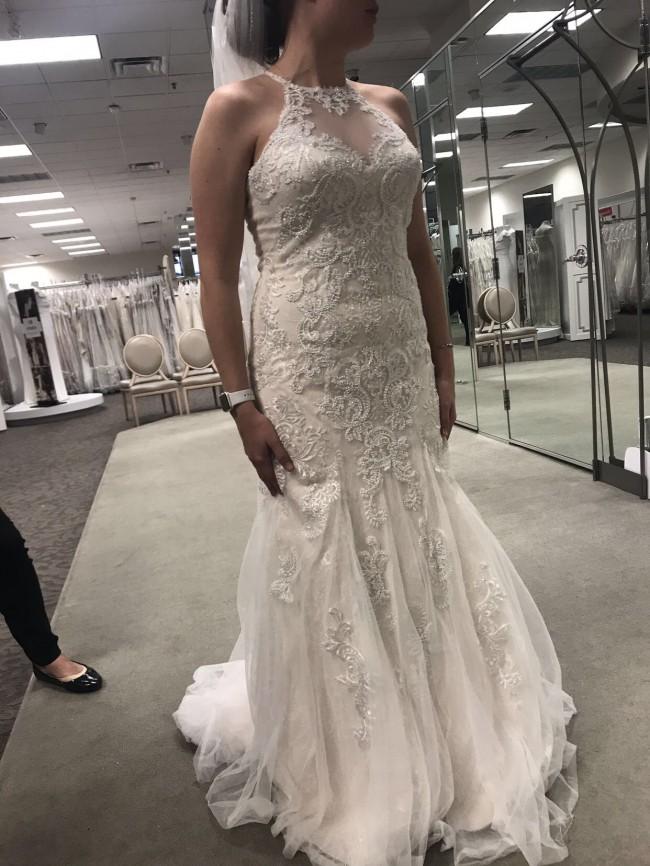 David's Bridal WG3941