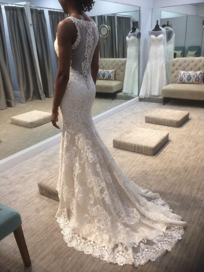 Allure Bridals 9316