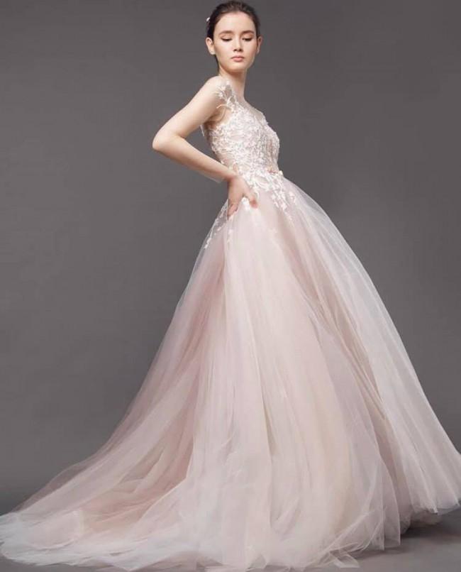 Otilia Brailoiu Rose Gown