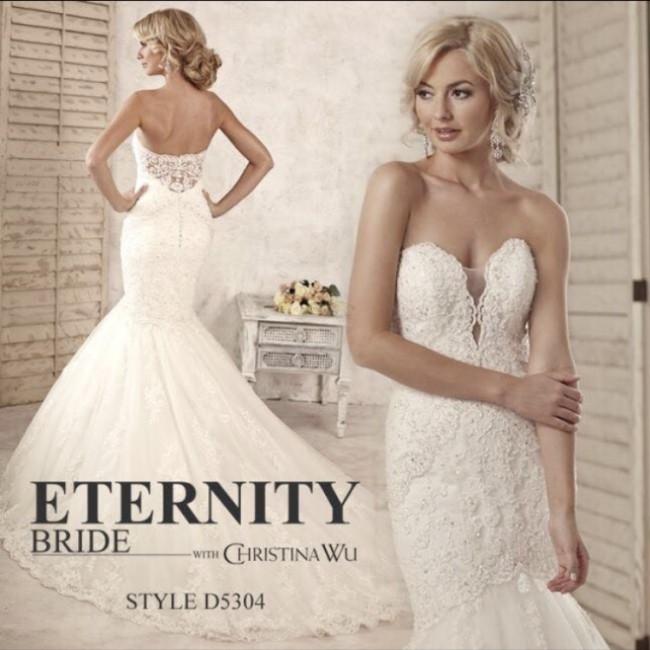 Eternity Bridal D5304