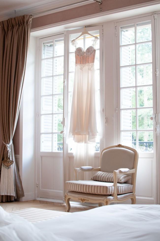 Caroline Castigliano Morning Dress