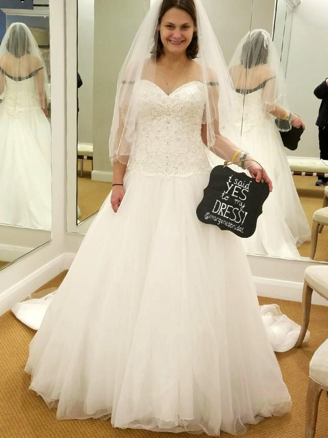 Allure Bridals, 9256