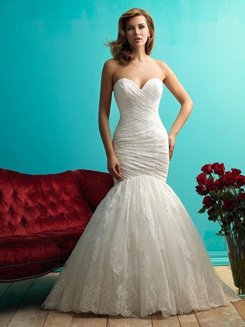 Allure Bridals 9251