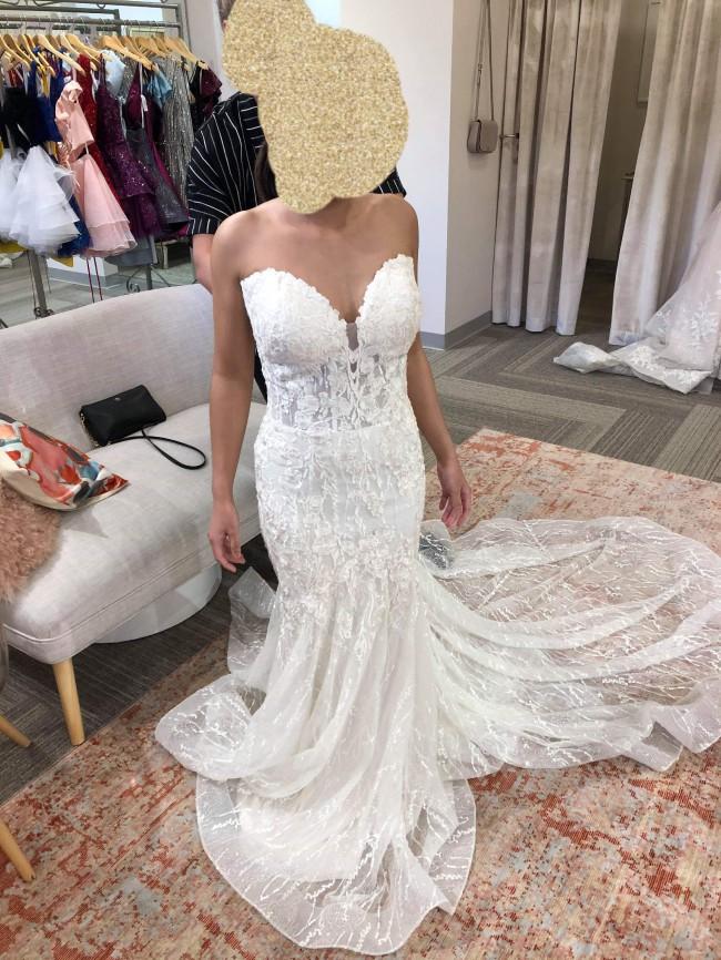 Allure Bridals C563