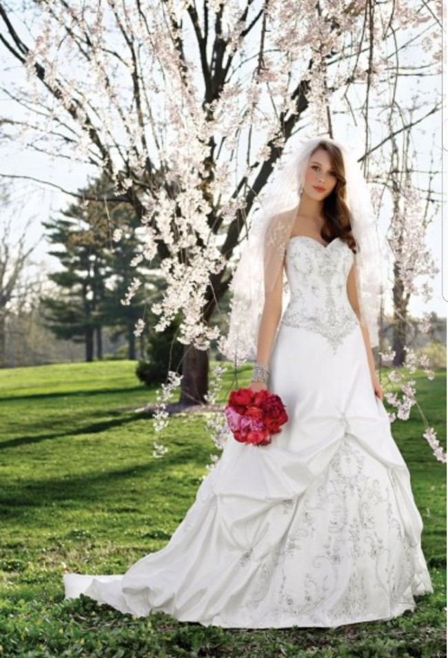 Alfred Angelo Style 758