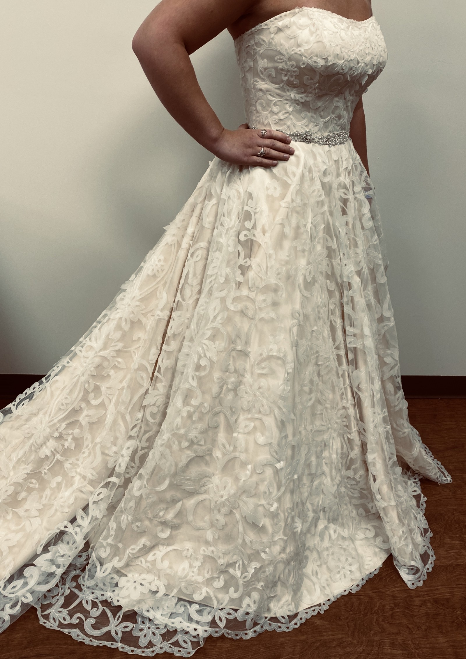 David Tutera New Wedding Dress Save 39 Stillwhite