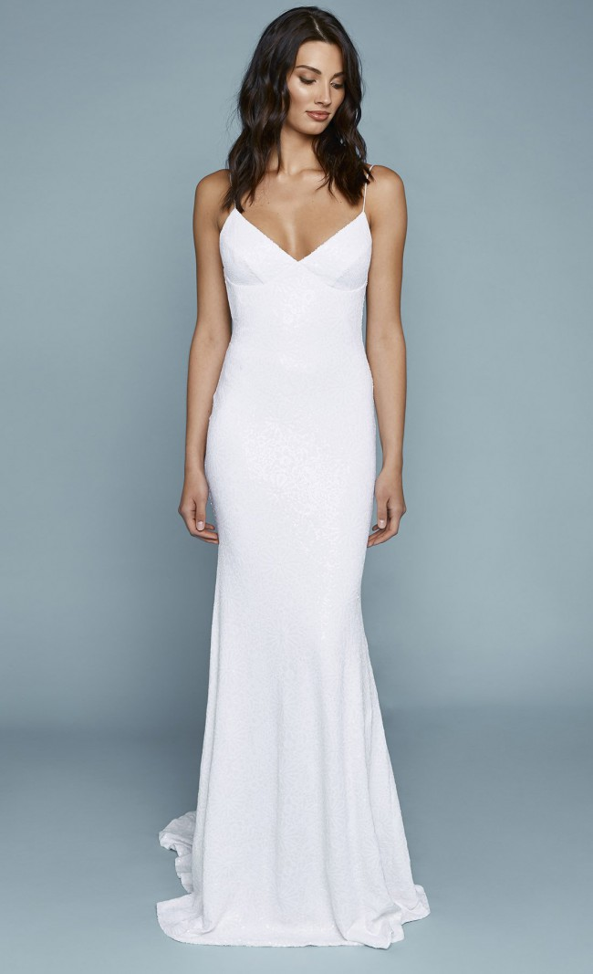 Katie May, Sequins Naked Lanai Gown