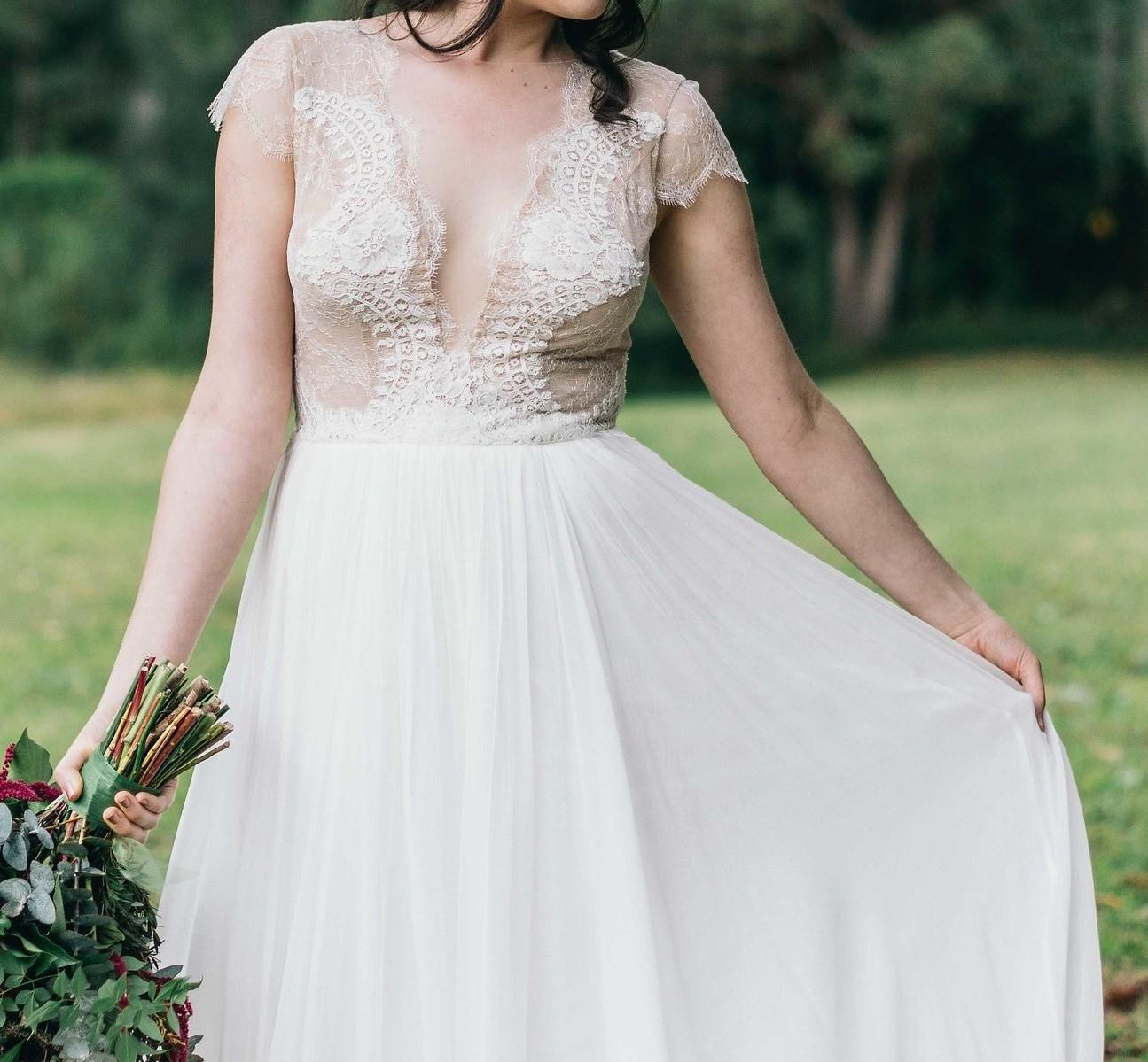 Divine Atelier Melissa Second Hand Wedding Dress On Sale