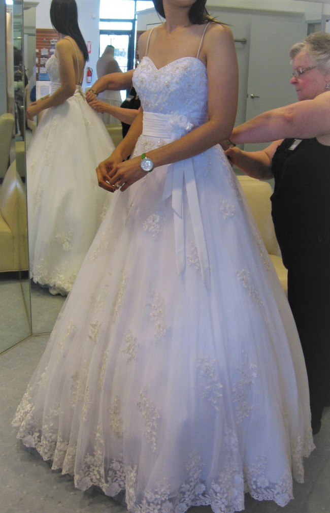 Alfred Angelo 2300
