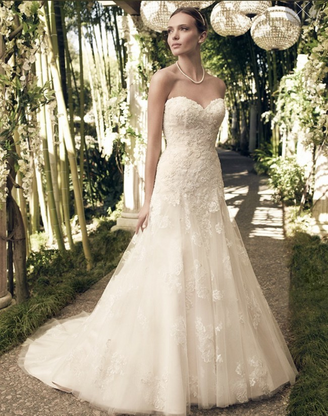 Casablanca Bridal CIS/Danni