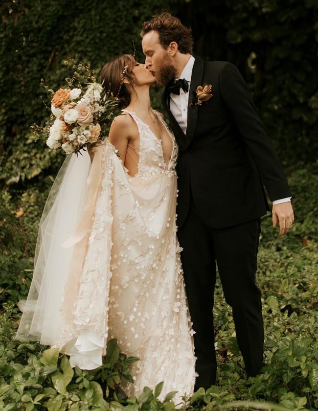 Alexandra Grecco Iris Gown