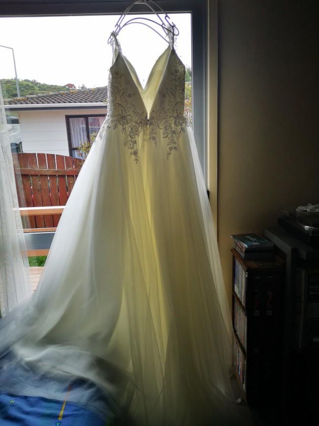 Ada's Bridal, Fit & Flare
