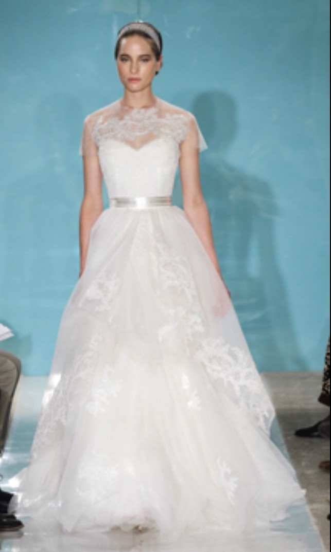 Reem Acra, Runway Spring collection from 2013