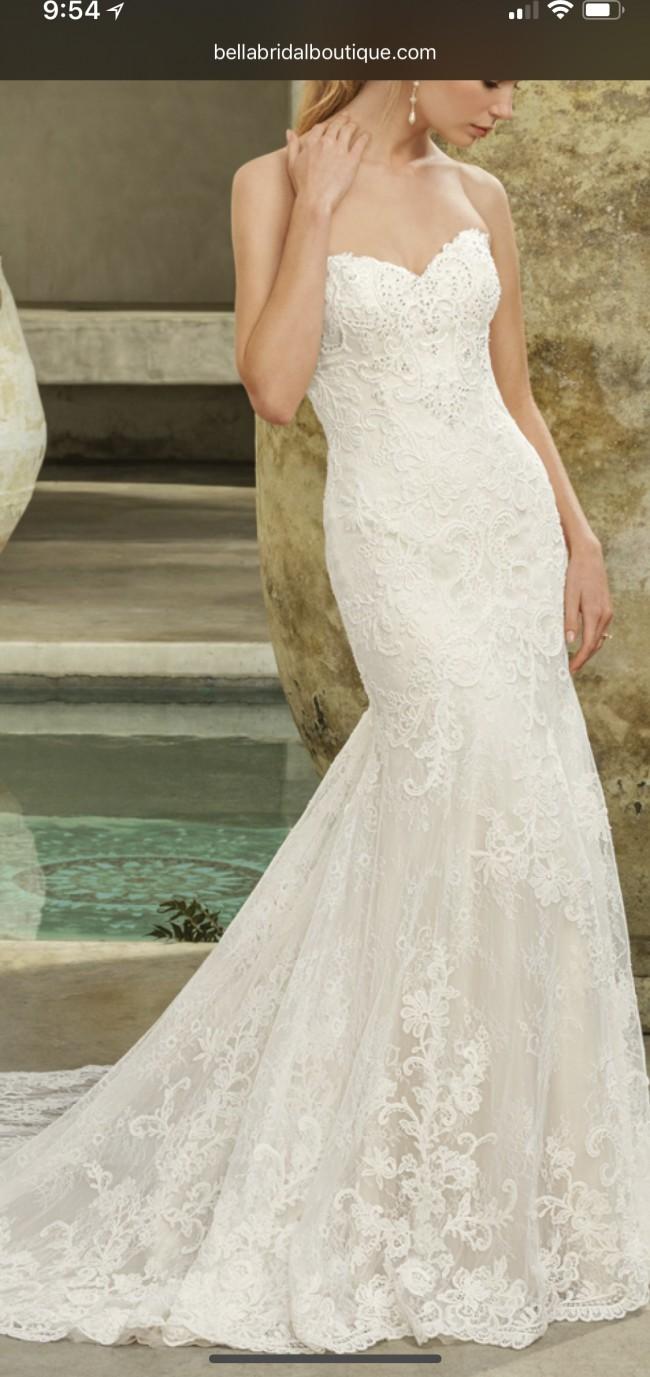 Casablanca Bridal 2294