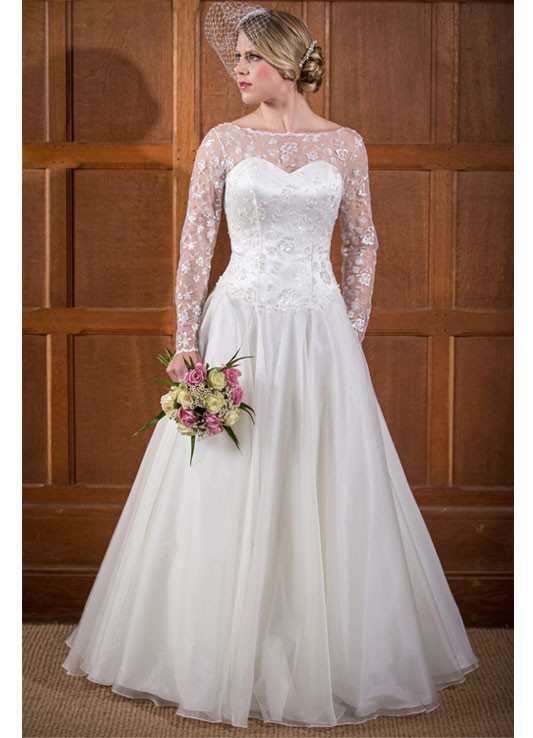 Qiana Bridal Rebecca Dress