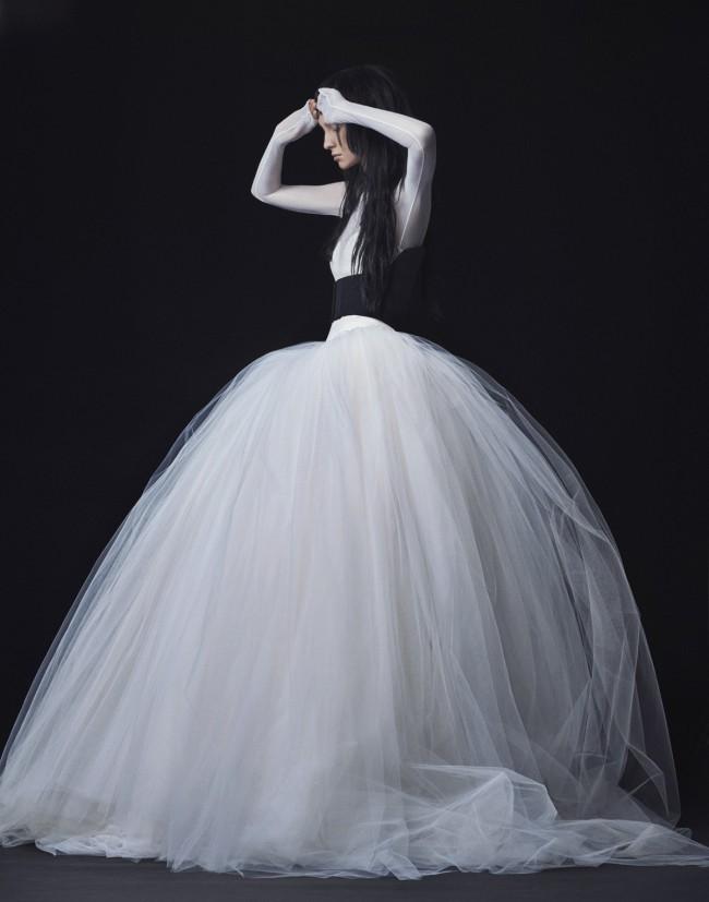 Vera Wang New Fernanda Gown