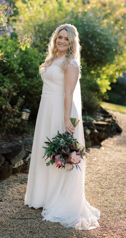 Ashleigh Jane Bridal Custom Made